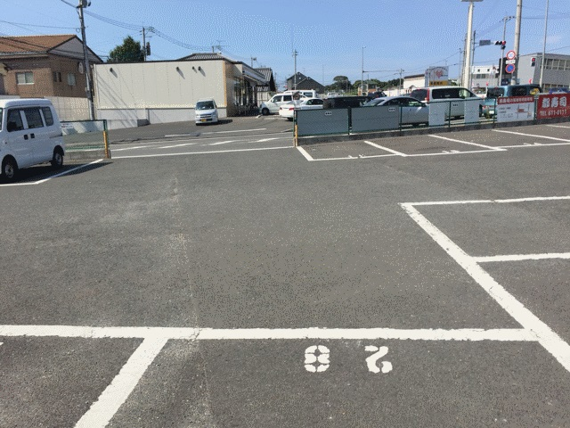 よつもと鍼灸院専用駐車場